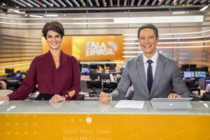 Mariana Godoy estreia no Fala Brasil no dia 1º de março (foto: Edu Moraes/Record)