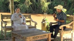 Programa Terra da Padroeira deixa TV Aparecida em quinto lugar na audiência (foto: Divulgação/TV Aparecida)