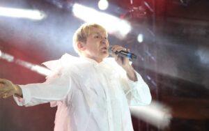 Zezinho Corrêa ficou famoso com o hit Tic Tic Tac nos anos 90 (foto: Marcos Dantas/G1 AM)