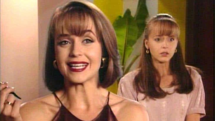 A Usurpadora é uma das tramas mexicanas mais conhecidas no Brasil: Televisa cogita deixar de vender folhetins para o SBT (foto: Reprodução/Canal de Las Estrellas)