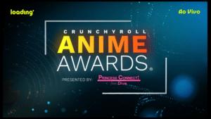 Anime Awards 2021 teve transmissão ao vivo na televisão aberta (foto: Reprodução/Loading)