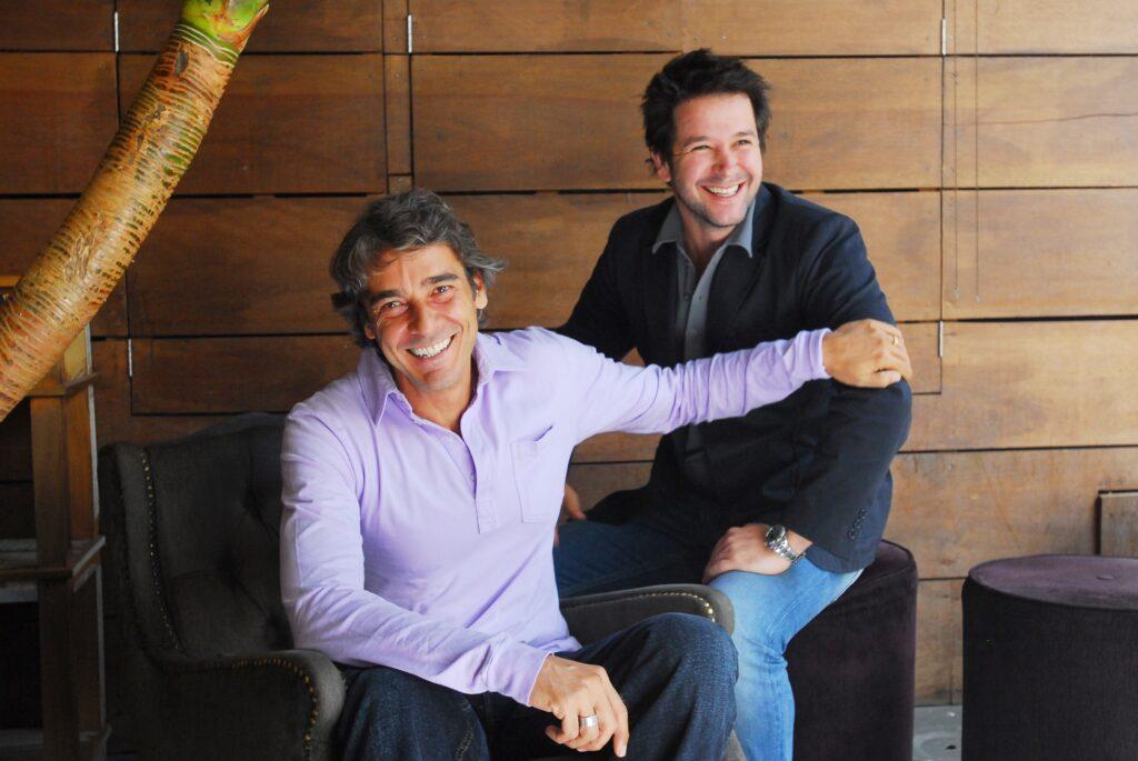 Alexandre Borges e Murilo Benício protagonizaram a trama escrita por Maria Adelaide Amaral (foto: Globo/ Zé Paulo Cardeal)