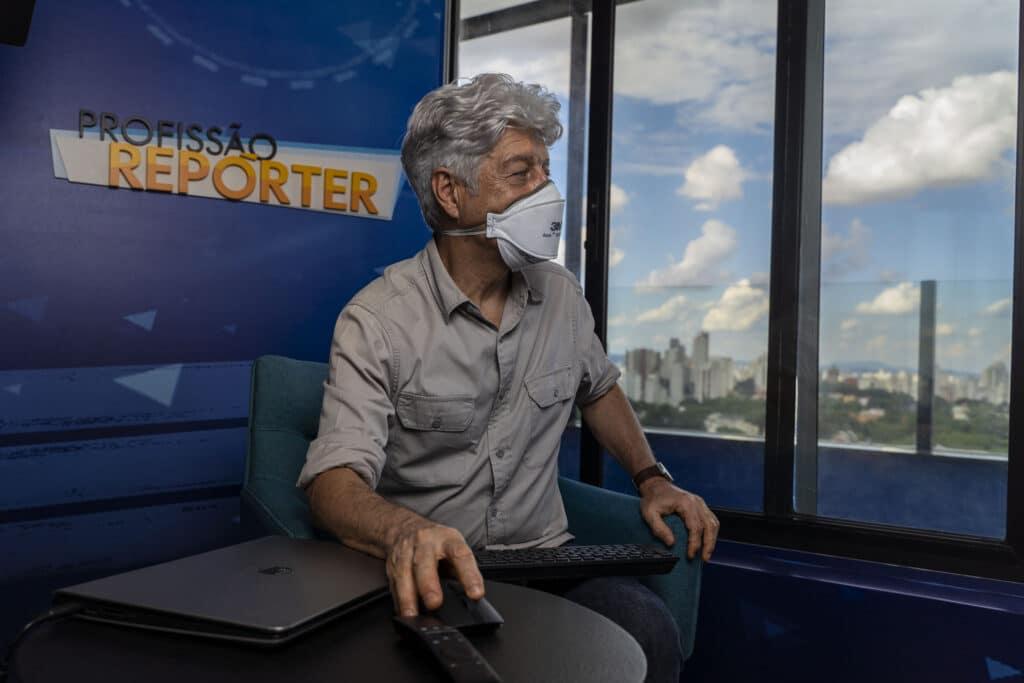 Profissão Repórter celebra 15 anos no ar na Globo (foto: Globo/Mauricio Fidalgo)