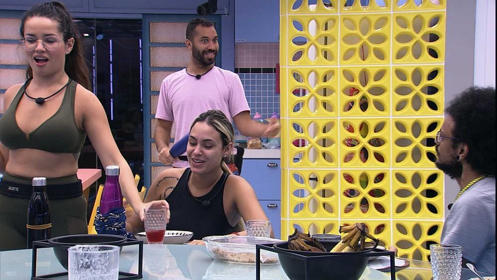 Globo testa participantes para covid-19 após suspeita de surto da doença no confinamento (foto: Reprodução)
