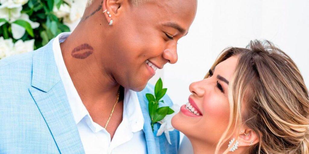 Léo Santana e Lorena Improta casaram na surdina (foto: Reprodução/Redes Sociais)