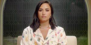 Demi Lovato falará sobre sua guerra contra as drogas em série para o YouTube (foto: Reprodução)