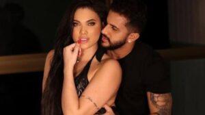 Emily Garcia e Babal Guimarães estão esperando o seu primeiro filho (foto: Reprodução/Redes Sociais)