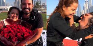 Fernando Zor decidiu pedir a sertaneja Maiara em casamento (foto: Reprodução/Instagram)