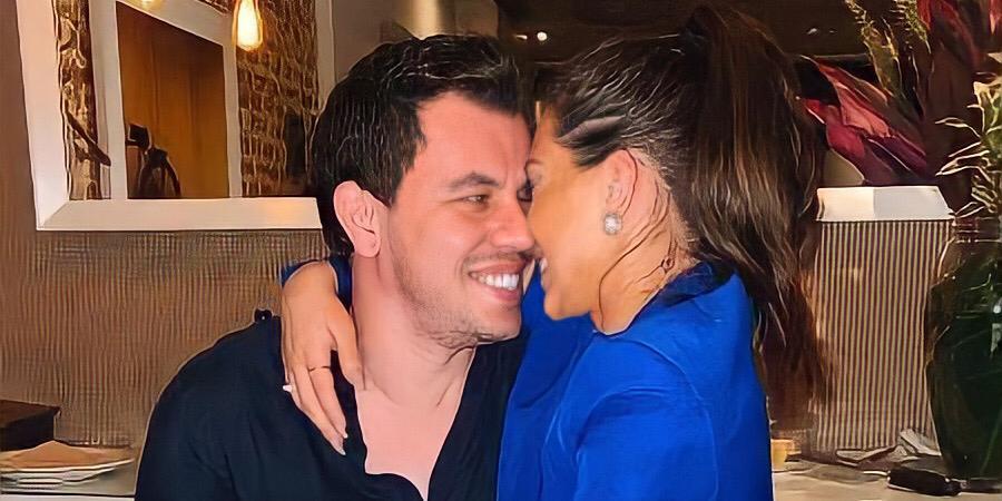Flávia Pavanelli reatou o relacionamento com seu ex-noivo, o empresário Junior Mendonza (foto: Reprodução/Instagram)