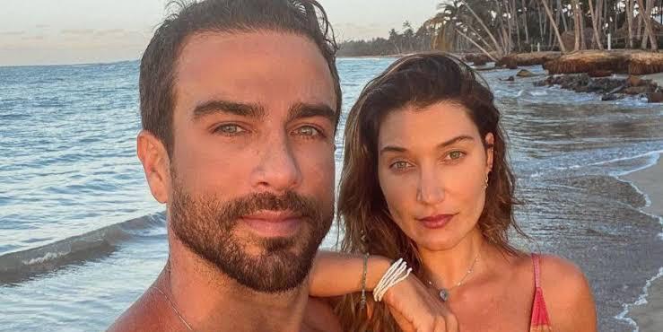 Gabriela Pugliesi e Erasmo Viana oficializaram o seu divórcio (foto: Reprodução/Redes Sociais)