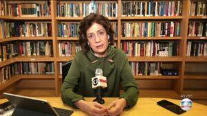 Miriam Leitão voltará a ter programa solo no horário nobre da GloboNews (foto: Reprodução/TV Globo)