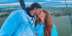 Gui Napolitano assumiu o namoro com Catherine Bascoy (foto: Reprodução/Instagram)