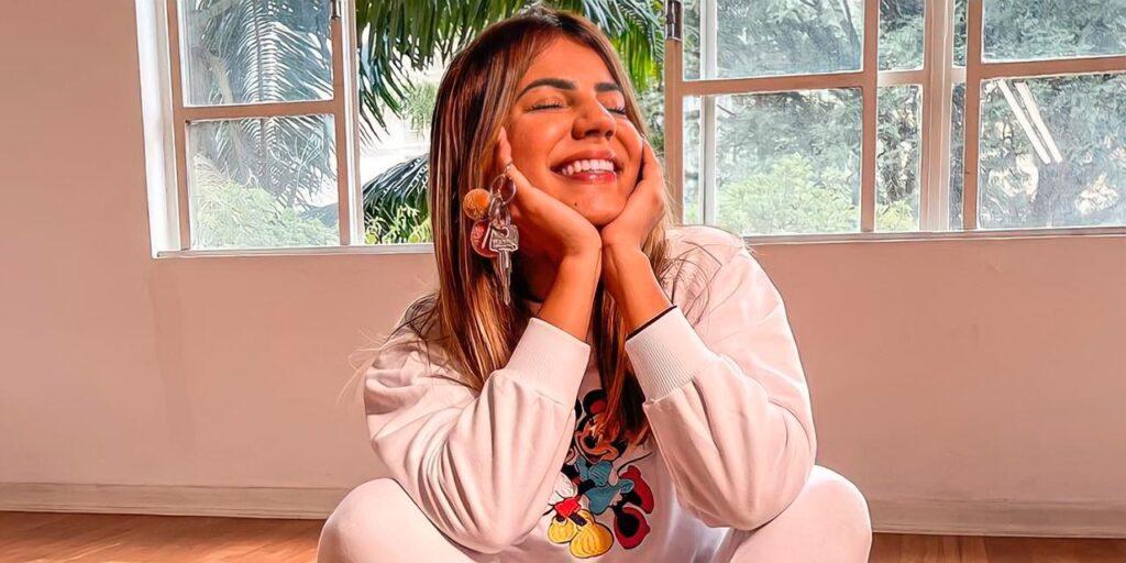 Hariany Almeida saiu da casa da própria mãe e comprou um apartamento (foto: Reprodução/Instagram)