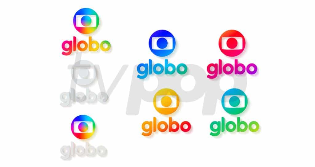 Nova marca da Globo também terá aplicações em 3D (foto: Reprodução/TV Globo)