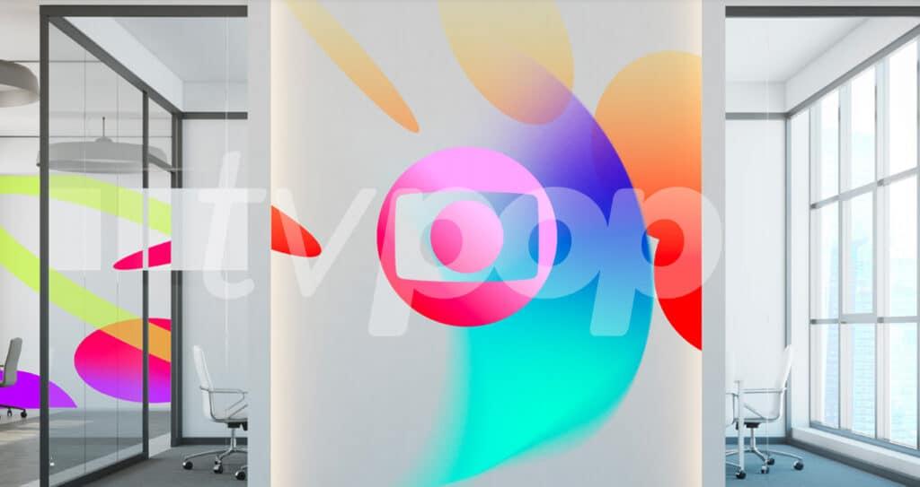 Nova marca da Globo em campanha institucional (foto: Reprodução/TV Globo)