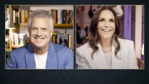 Ivete Sangalo fechará a primeira semana da nova temporada do Conversa com Bial (foto: Divulgação/TV Globo)