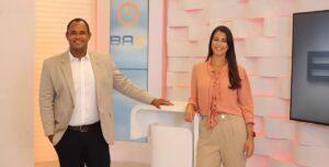 Jéssica Senra passará a dividir o comando do Bahia Meio-Dia com Vanderson Nascimento (foto: Beto Abreu/TV Bahia)