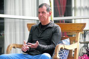 José Agostinho Becker, pai de Muriel e Alisson, morreu aos 57 anos (foto: Divulgação)