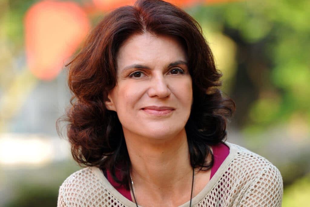 Lícia Manzo é a autora de Um Lugar ao Sol, a próxima novela das nove (foto: Divulgação/TV Globo)