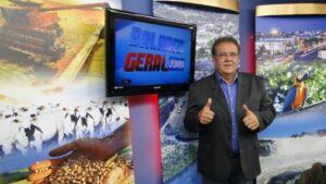 Paulo Becker era apresentador da edição local do Balanço Geral (foto: Reprodução)