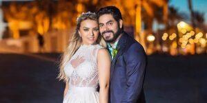 Rafa Kalimann e Rodolffo foram casados por dois anos (foto: Reprodução/Redes Sociais)