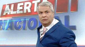Sikêra Jr. perdeu repórter para a Record (foto: Reprodução/RedeTV!)