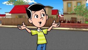 Midinho é um dos personagens da Turminha da Graça: SBT quer comprar o desenho animado (foto: Reprodução/YouTube)