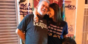Luiz Palma, pai de Mari Palma, perdeu batalha contra o câncer (foto: Reprodução/Redes Sociais)