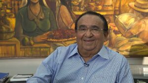 Empresário José Carlos da Silva Júnior, dono das emissoras TV Paraíba e TV Cabo Branco, morre vítima da covid-19 (foto: Reprodução)