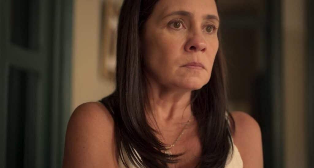 Em dia atípico, Amor de Mãe teve menos audiência do que o Big Brother Brasil (foto: Reprodução/TV Globo)
