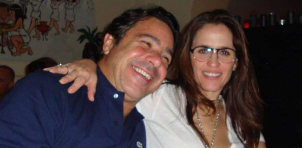Ana Luiza Guimarães era casada com Dô Figueira (foto: Reprodução/Redes Sociais)