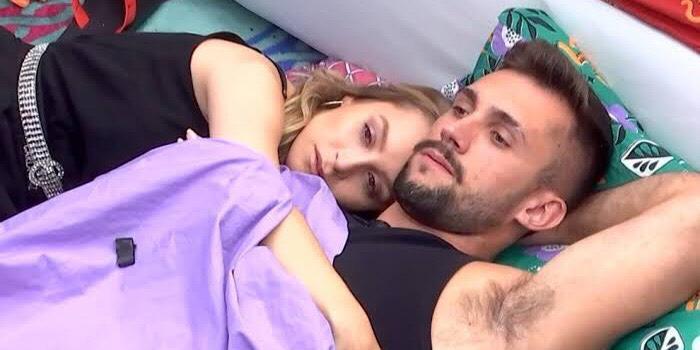 Psicanalista analisou o comportamento de Arthur Picoli com Carla Diaz no BBB (foto: Reprodução/TV Globo)