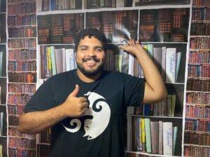 Paulo Vieira é um dos nomes confirmados no substituto do Zorra (foto: Globo/Divulgação)