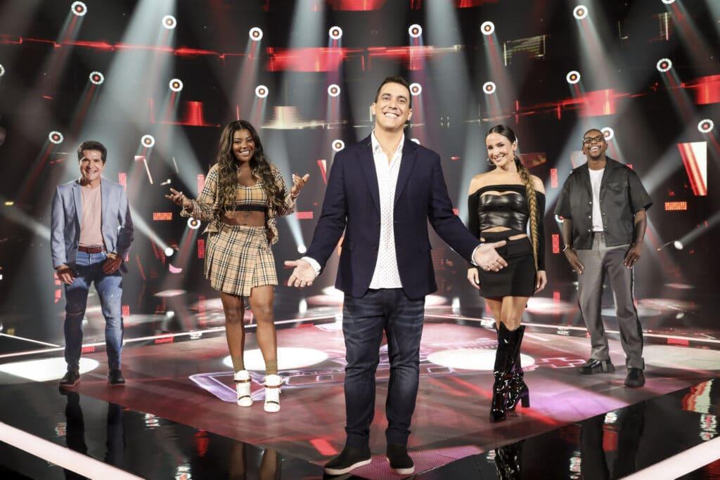 Diferentemente da versão infantil, a Globo irá manter a final do The Voice + sem maiores alterações (foto: Divulgação/TV Globo)