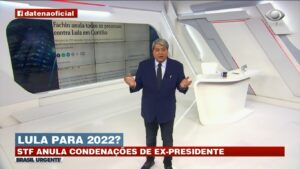 Brasil Urgente, de José Luiz Datena, roubou a terceira colocação do SBT (foto: Reprodução/Band)