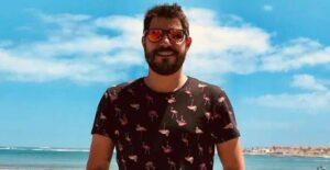 Evaristo Costa irá apresentar documentário sobre o universo erótico na CNN Brasil (foto: Reprodução/Redes Sociais)