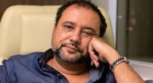 Geraldo Luís foi internado com complicações do coronavírus (foto: Reprodução/Redes Sociais)