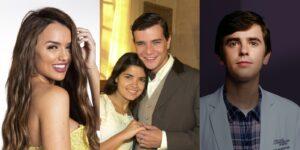 Abril no Globoplay terá estreia de Rafa Kalimann, novas novelas clássicas e retorno de The Good Doctor (foto: Montagem/TV Globo)