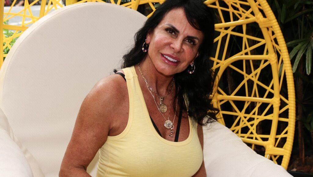 Gretchen está cotada para participar do Power Couple Brasil pela segunda vez (foto: Divulgação/RedeTV!)