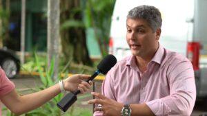 Joel Datena concedeu uma entrevista reveladora ao repórter Deivisson Santos (foto: Reprodução/TV Pop)