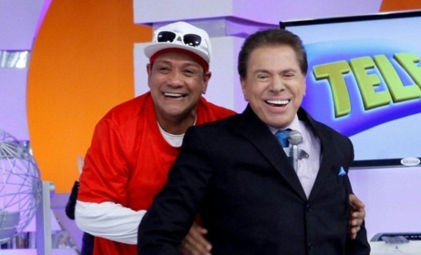 Liminha é companheiro de palco de Silvio Santos há mais de 30 anos (foto: Divulgação/SBT)