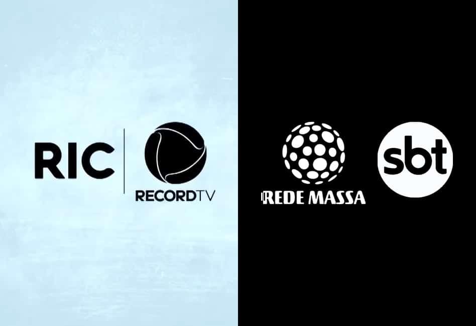 RIC e Rede Massa, parceiras da Record e do SBT, passaram a divulgar tratamento falso para Covid-19 nos intervalos comerciais (foto: Reprodução)