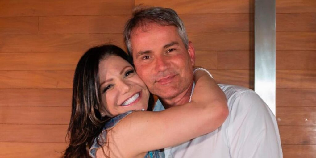 Depois de cirurgia íntima de Simone, o pastor Márcio Poncio festejou a retomada de seu casamento (foto: Reprodução/Redes Sociais)