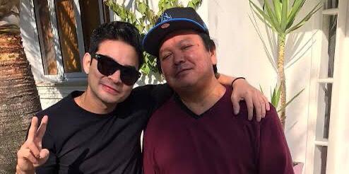 Nelson Tamashiro, pai do apresentador Yudi, morreu aos 56 anos (foto: Reprodução/Redes Sociais)