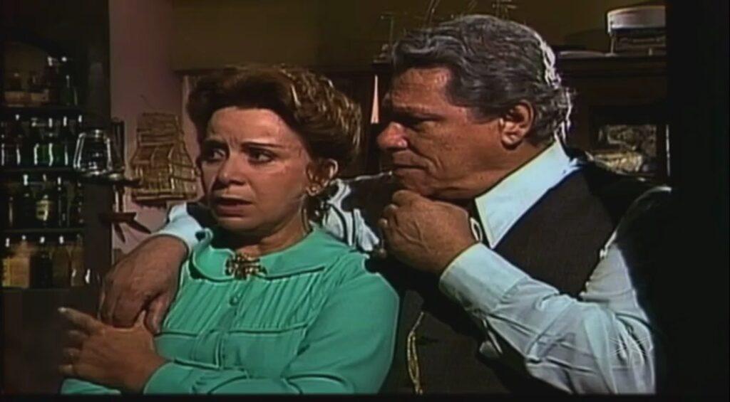 Cena de Os Imigrantes, novela da Band que poderá ser exibida em breve pela TV Brasil, que foi ameaçada de extinção por Jair Bolsonaro (foto: Reprodução)