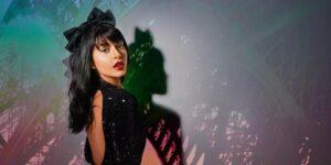 Rica de Marré lançou linha de maquiagens em parceria com gigante dos cosméticos (foto: Divulgação)