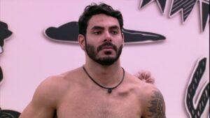 Rodolffo será investigado após frases homofóbicas na casa do BBB (foto: Reprodução/TV Globo)