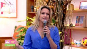 Se Joga voltou depois de quase um ano de suspensão e passou a ser apresentado somente por Fernanda Gentil (foto: Reprodução/TV Globo)
