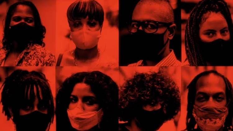 Nova vinheta da TV Cultura incentiva o uso de máscara (foto: Divulgação/TV Cultura)