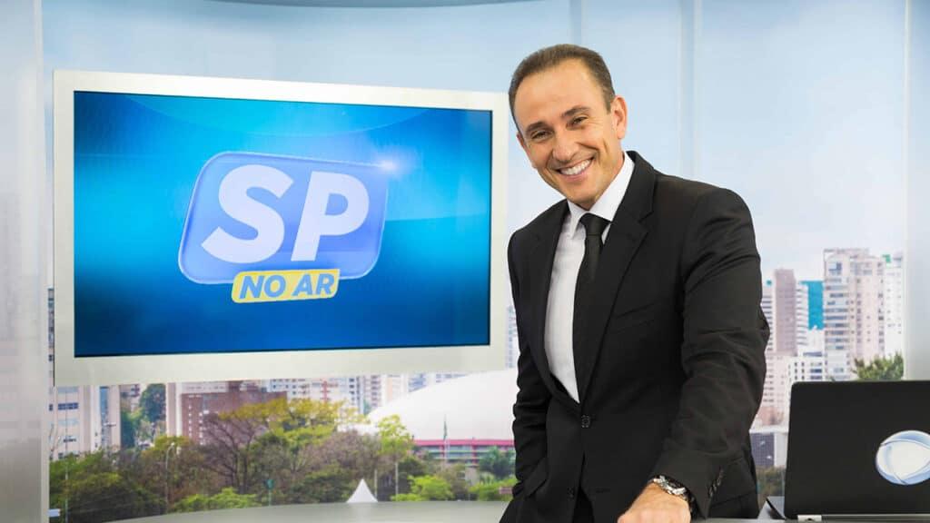 William Travassos foi contratado pela rádio Jovem Pan (foto: Divulgação/Record)